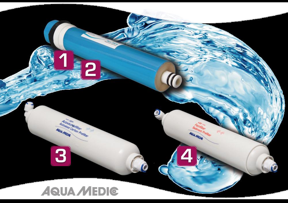 Aqua Medic Flushing valve 190 l/day 11